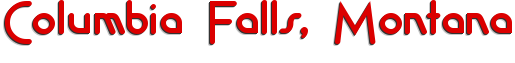 Columbia Falls business directory logo